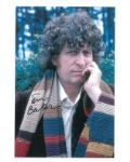 Tom Baker (Doctor Who) - Genuine Signed Autograph 7046